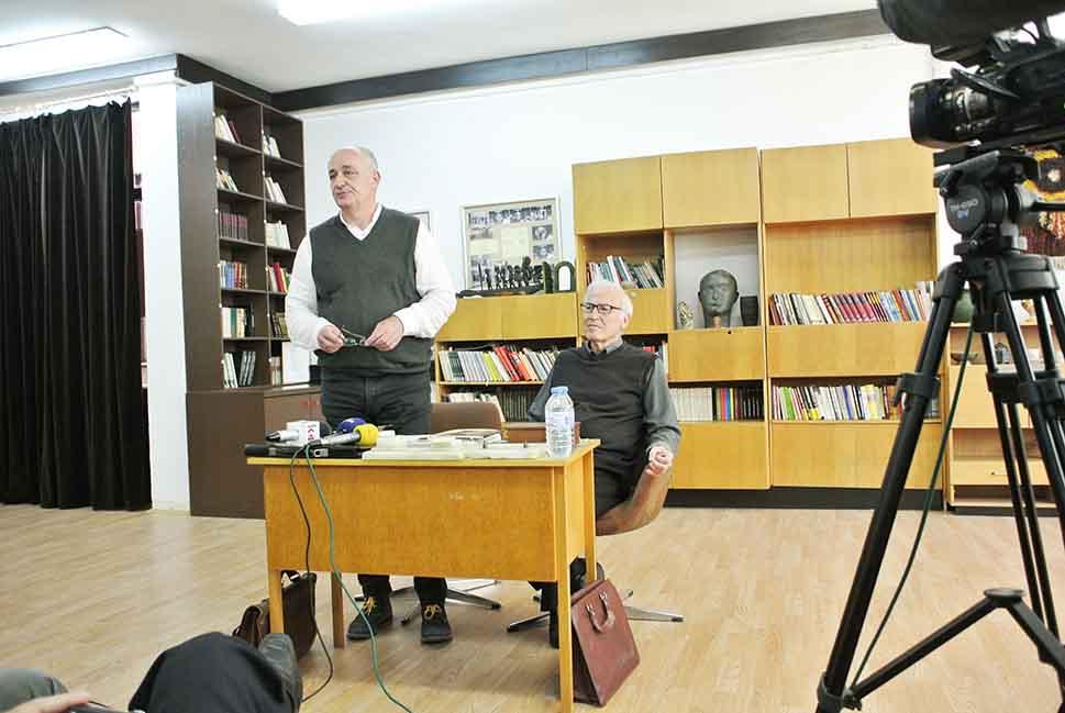 Проф.д-р Венко Андоновски со инспиративна промоција на книгата