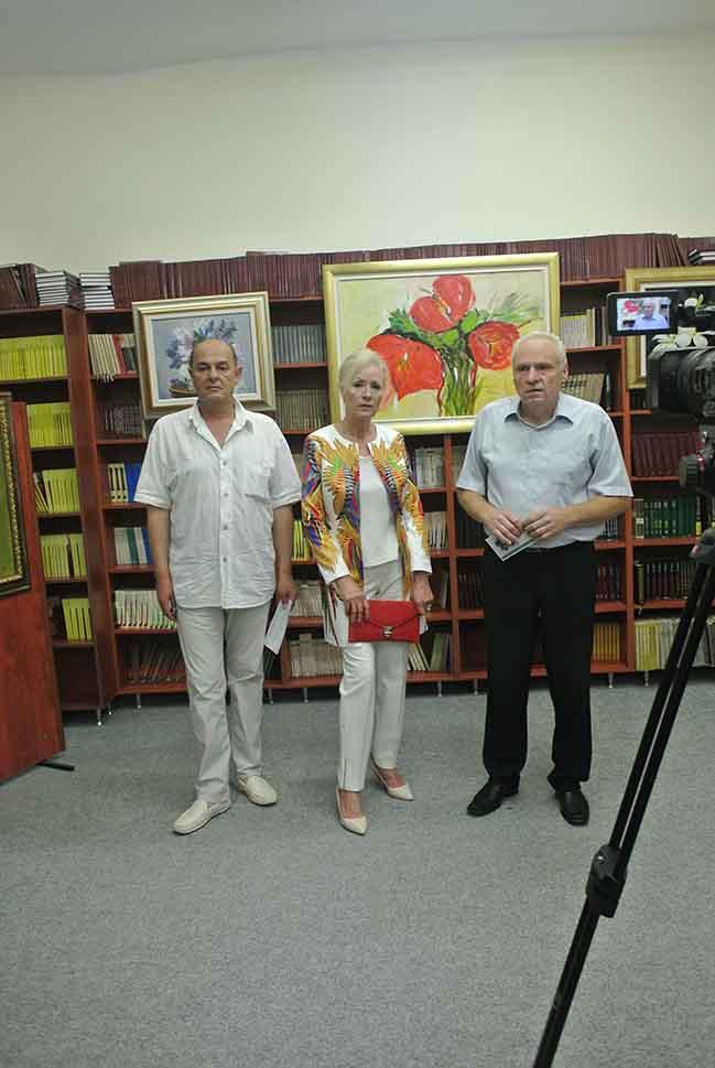 Lena, Zarinski, Petrov