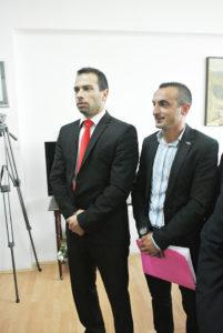 - На чинот присуствуваше и градоначалникот Благој Бочварски