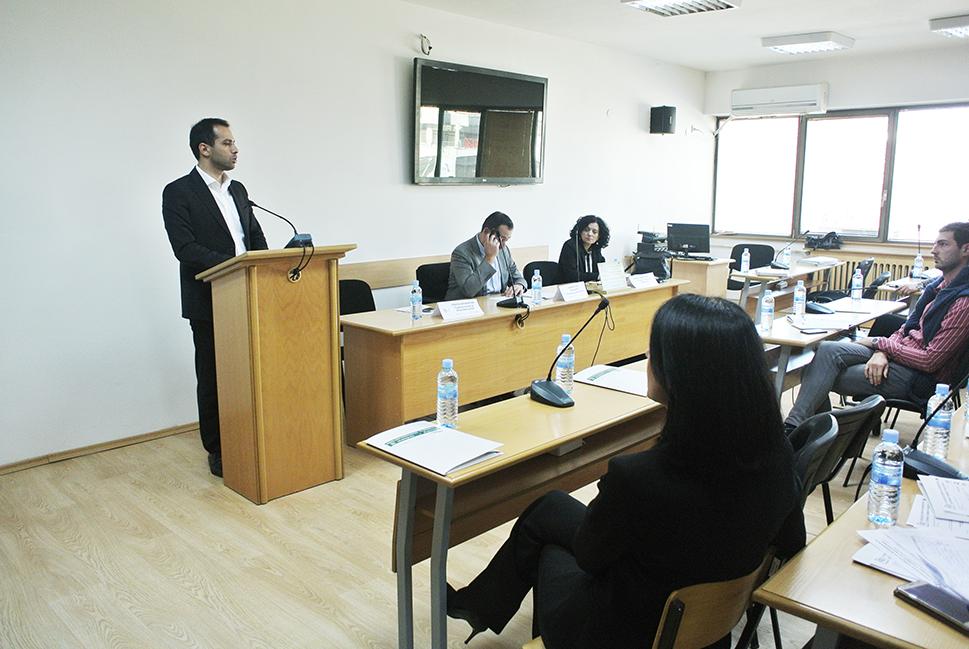 За приоритетите кои можат да му помогнат на стопанството говореше градоначалникот Благој Бочварски