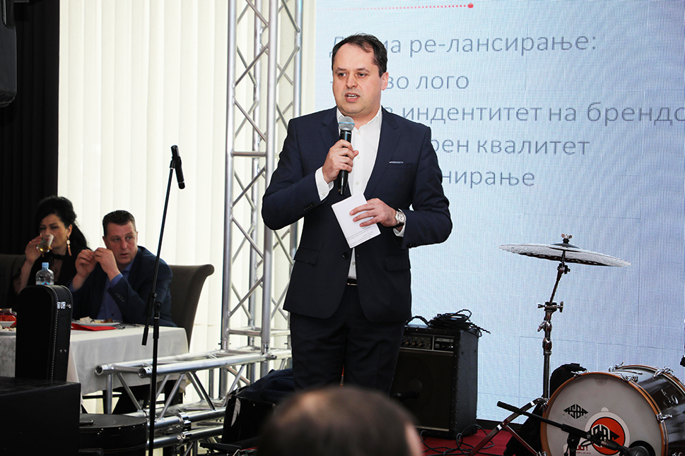 Глигор Цветанов, извршен директор на Макпрогрес