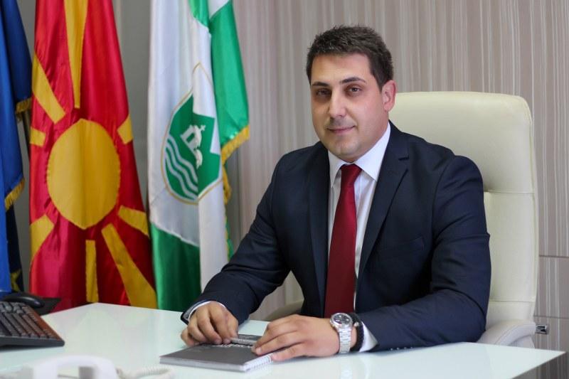 Драган Анастасов, градоначалник