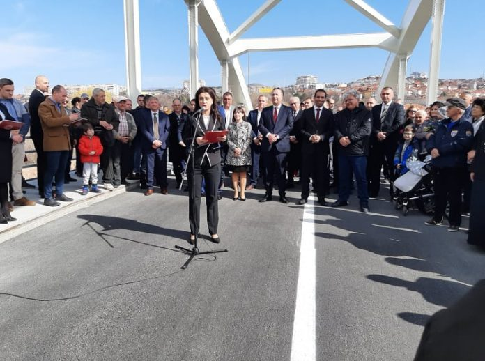 Од отворањето на новиот мост на Брегалница
