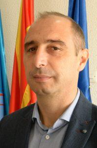 Звонко Пеќевски, градоначалник на Берово
