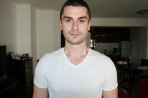 Викторијан Муцунски, генерален менаџер на хотел Манастир