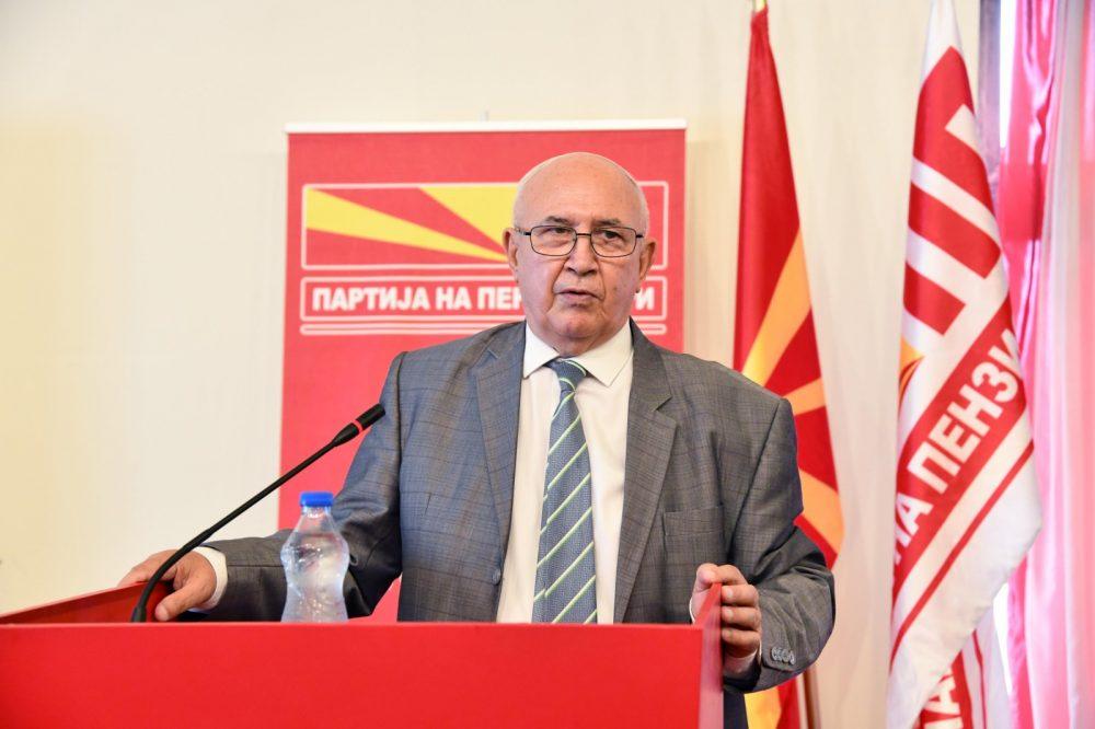 Илија Николовски, претседател на ПП